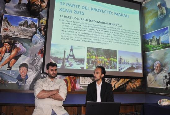 Presentación en librería Densivel de Madrid